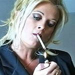Blonde brooke can smoke with her cunt 0   a lit cigarette disappears inside insatiable brookes golden twat.  A lit cigarette disappears inside insatiable BrookeÕs golden twat