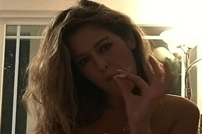 Specialty blowjobs. Enough of just smoking her cigarettes, it's time to start cock sucking dick as well!